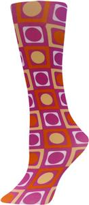 Nouvella Hot Blocks Sublimated Trouser Socks