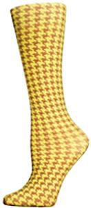 Nouvella Retro Lime Sublimated Trouser Socks
