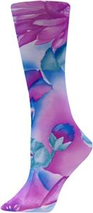 Nouvella Water Colors Sublimated Trouser Socks