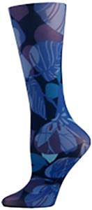 Nouvella Blue Jungle Sublimated Trouser Socks