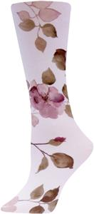 Nouvella Cherry Blossom Sublimated Trouser Socks