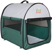 Go Pet Club Green Soft Portable Pet Home