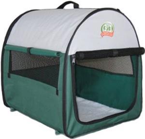 Go Pet Club Green Soft Portable Pet Home