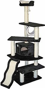 "Go Pet Club 70"" Cat Tree Condo Furniture"