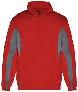 Badger Youth Drive Warm-Up Jackets