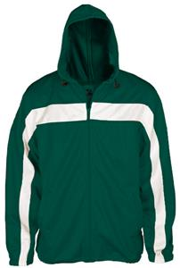 Badger Youth Hooded Warm-Up Jackets