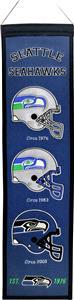 Winning Streak NFL Seattle Seahawk Heritage Banner