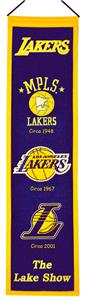 WinningStreak NBA L.A.Lakers Heritage Banner
