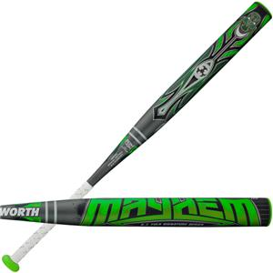 Worth Mayhem BJ Fulk USSSA Slowpitch Bats