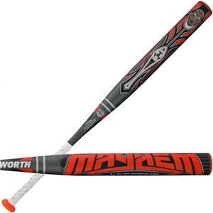 Worth Mayhem BJ Fulk ASA Slowpitch Bats SBMABJ