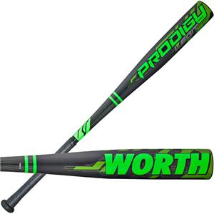 Worth Prodigy Legit GX4 BBCOR Baseball Bats ABLGT