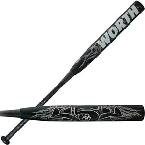 Worth 454 Mutant ASA Slowpitch Bats SB4MXA
