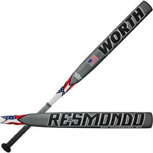 Worth 454 Resmondo Max Endload ASA Slowpitch Bats