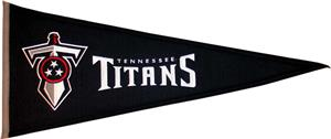 Winning Streak Tennessee Titans Throwback Pennant