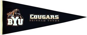 NCAA Brigham Young Univ Traditions Pennant