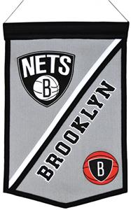 Winning Streak NBA Brooklyn Nets Banner