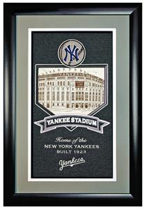 WinningStreak Yankee Stadium Gallery Framed Banner
