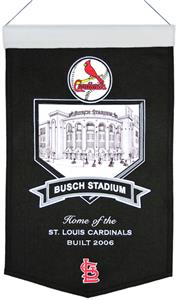 Winning Streak MLB Busch Stadium Banner
