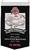 WinningStreak NCAA Ohio Stadium Banner