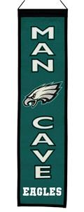 Winning Streak NFL Eagles Man Cave Banner