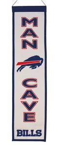 Winning Streak NFL Buffalo Bills Man Cave Banner