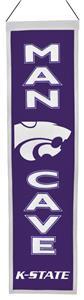 Winning Streak NCAA Kansas State Man Cave Banner