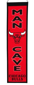 Winning Streak NBA Chicago Bulls Man Cave Banner