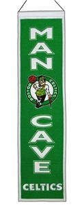 Winning Streak NBA Boston Celtics Man Cave Banner