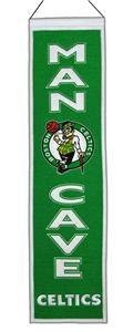 Winning Streak NBA Boston Celtics Man Cave Banner