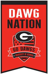 Winning Streak NCAA Georgia Fan Nations Banner