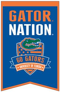 Winning Streak NCAA Florida Fan Nations Banner
