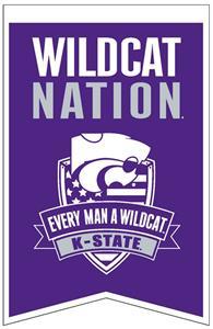 Winning Streak NCAA Kansas St Fan Nations Banner