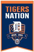 Winning Streak MLB Detroit Fan Nations Banner