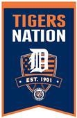 Winning Streak MLB Detroit Fan Nations Banner