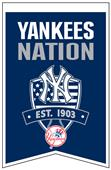 Winning Streak MLB Yankees Fan Nations Banner