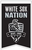Winning Streak MLB White Sox Fan Nations Banner