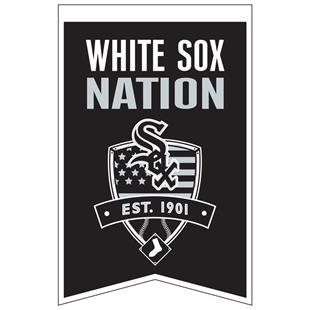 Winning Streak MLB White Sox Fan Nations Banner