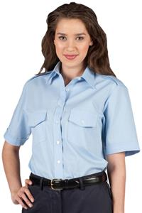 Edwards Womens Navigator Short Sleeve Shirt