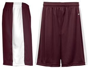 Badger B-Power Reversible Basketball Shorts