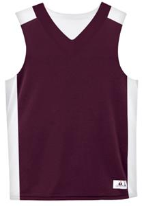 Badger Womens B-Power Reversible Basketball Jersey