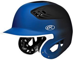 HS/College Coolflo XV1 3-Tone Matte Bat Helmet