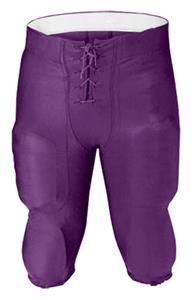 Badger Youth Stretch Snap Football Pants