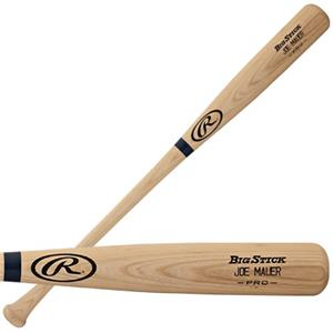 Rawlings Joe Mauer Game Day Wood Baseball Bat