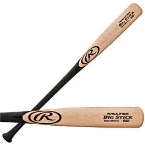 Rawlings Big Stick Composite Pro Wood Baseball Bat