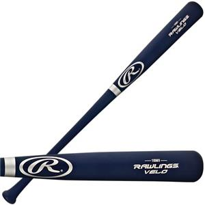 Rawlings Velo Maple Matte Wood Baseball Bat 110MV