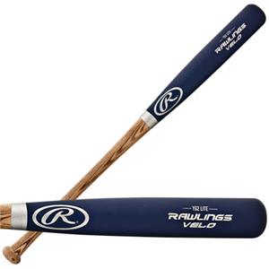 Rawlings Youth Velo Ash Wood Baseball Bat (-7.5)