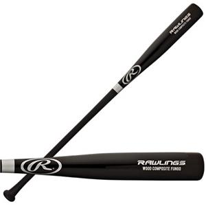 Rawlings Composite Wood Fungo Bat (-16) 114MBF