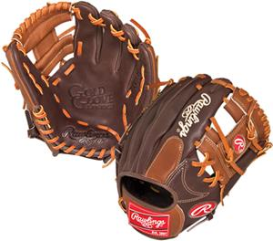 "Rawlings Gold Glove Legend 11.25"" Baseball Glove"