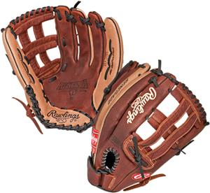 "Rawlings Renegade Series 13"" Softball Glove R130R"