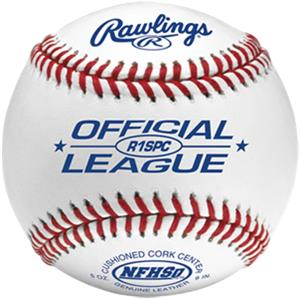 Rawlings High School Baseball NFHS Stamp R1SPC